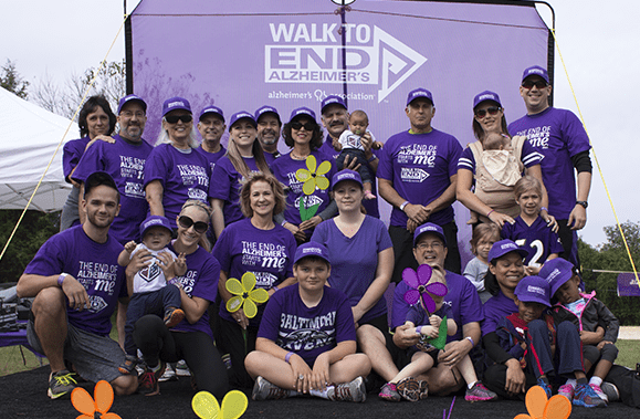 Alzheimer's Association – Walk to End Alzheimer's (2015)