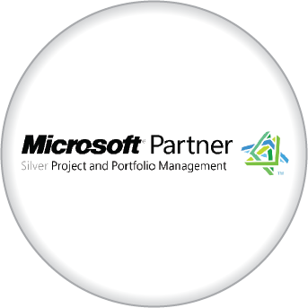 MICROSOFT SILVER <br>CERTIFIED PARTNER</br>