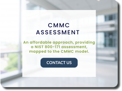 CMMC Quick Look Assessment Website Graphic