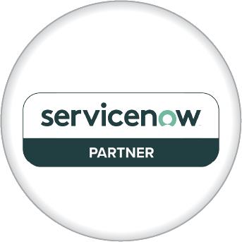 SERVICENOW SERVICES <br>PARTNER</br>